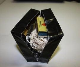 Waterproof Duct Tape Survival Box