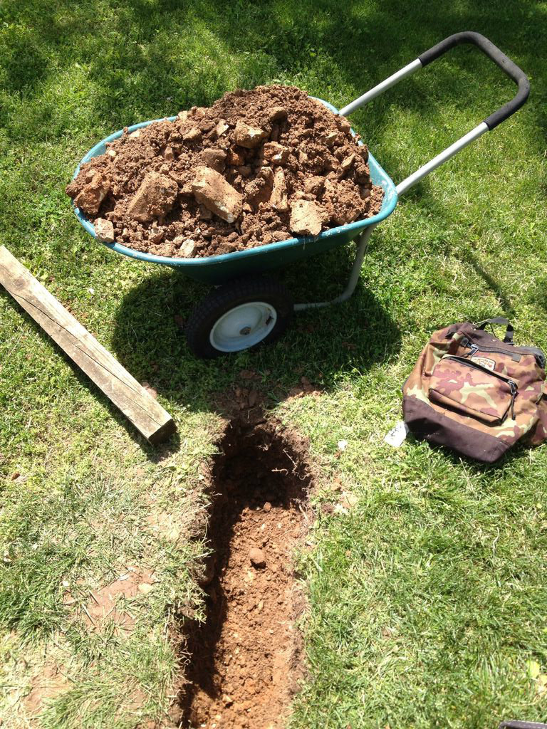 Picture of Start Digging
