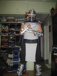 The Shredder Helmet