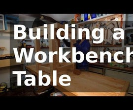 Making a Workbench Table