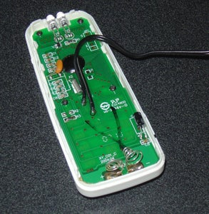 Wiring the Remote Control