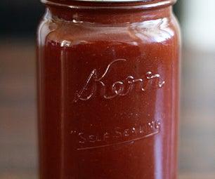 Honey Bourbon BBQ Sauce