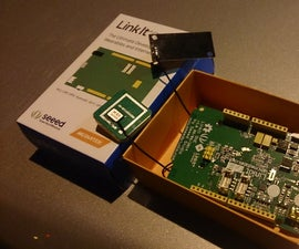 LinkIt ONE GPS tracker