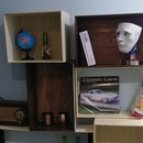 Modern Wall Unit From Recycle