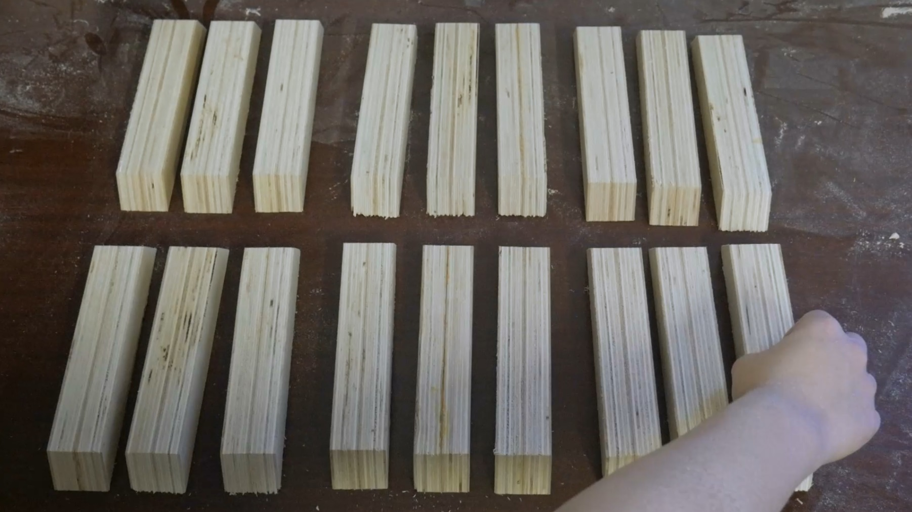 Picture of Cut in to Smaller Pieces