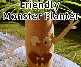 Friendly Monster Planter