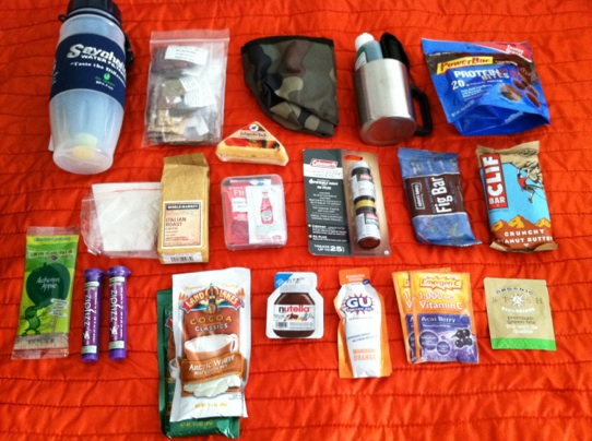 Picture of Mid Pouch: Food & Water