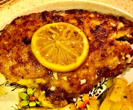 Chicken Breast With Lemon!!!