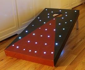 Interactive Cornhole Boards