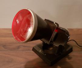 1930s Kodak Pi Notification Lamp