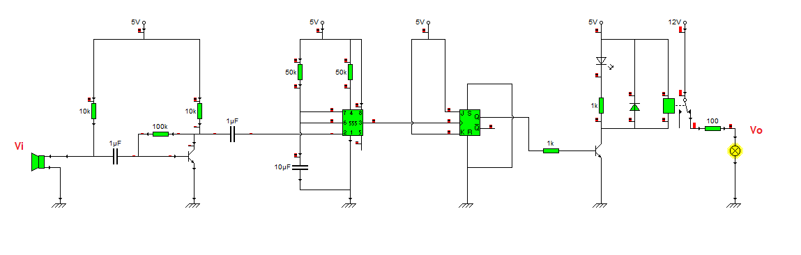 Picture of Complete Circuit