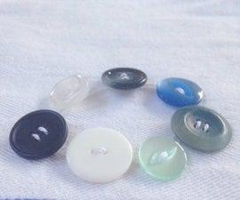 Star Wars Button Bracelets