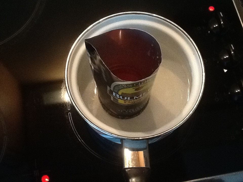 Picture of Melting That Wax!