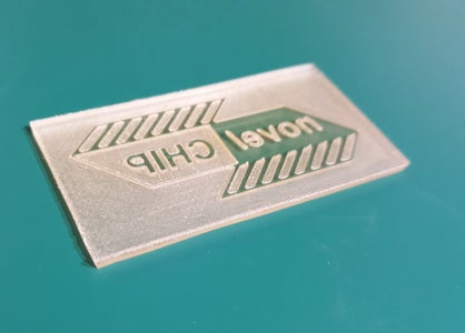CNC Engraving Custom Rubber Stamps