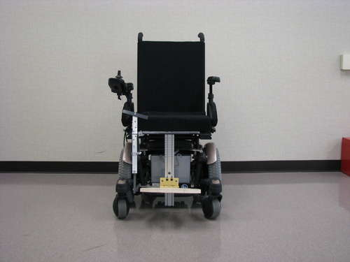 Picture of HOW CAN I MAKE WHOLE WHEELCHAIR ....?