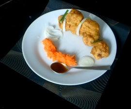 Fried Potato Dumplings(potato Bonda)