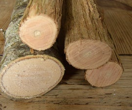 Seasoning small section timber.