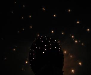 Star Lamp From Easter Egg