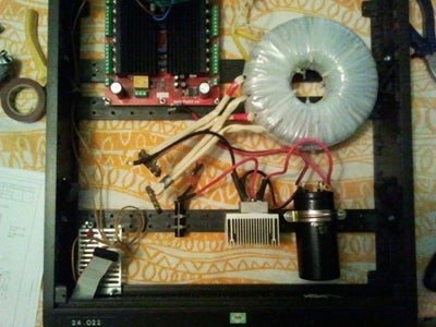 Electrical Wiring - Power Supply