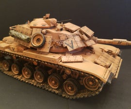 Beginners Guide to Making a Scale Model Tank