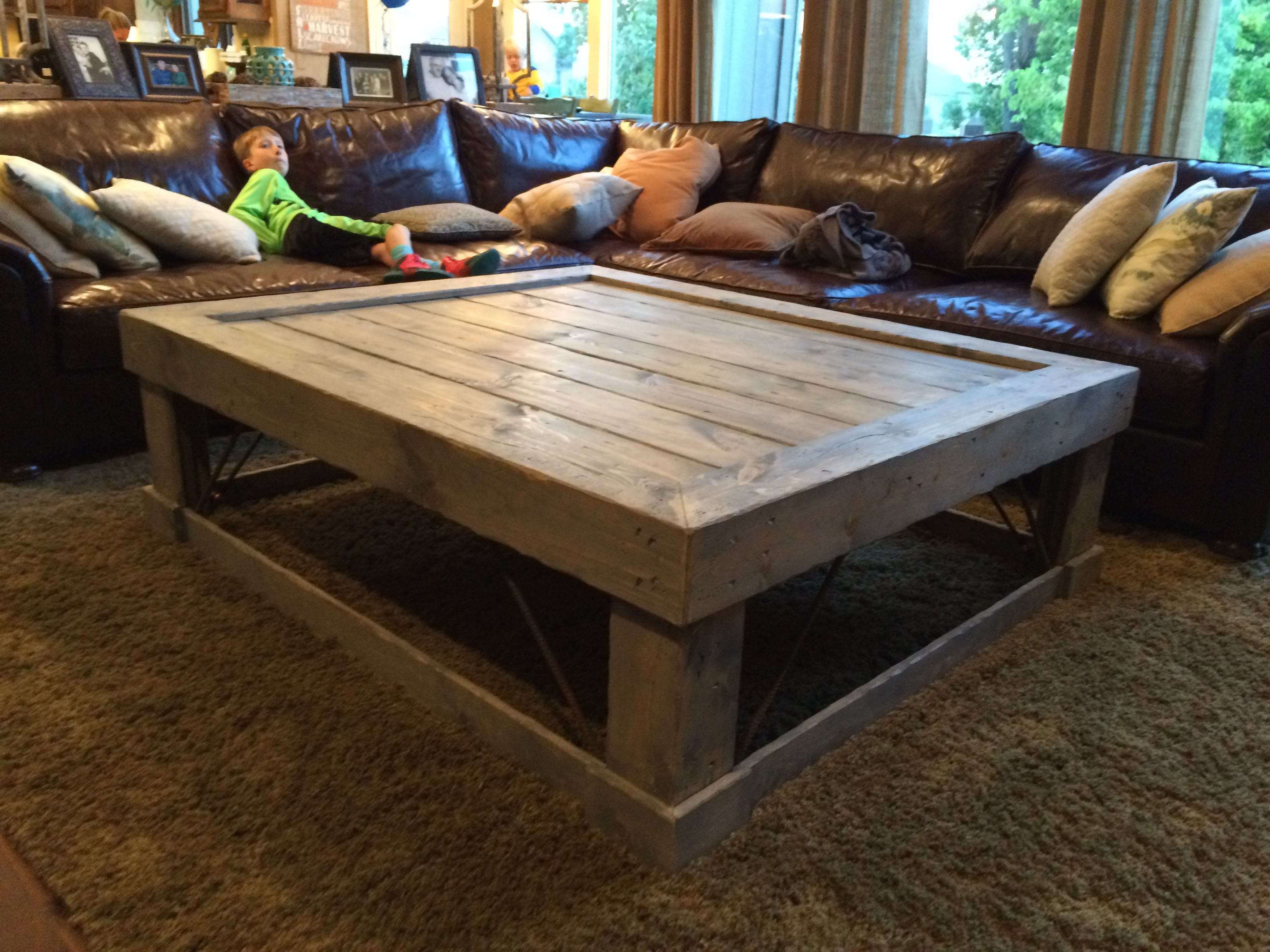 Picture of Rustic Table