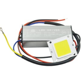 Adding a Dimmer to a Power LED Driver