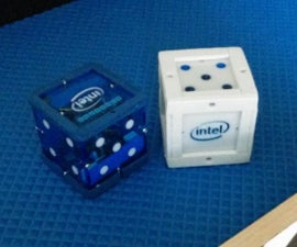 Curie-Powered Dice