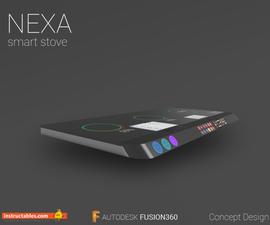 NEXA : Smart  Stove