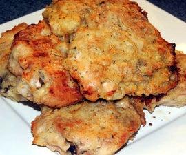 Fake Fried Chicken