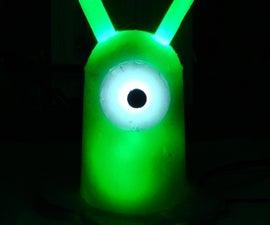 Silicone/Oogoo Brain Slug from Futurama  (Updated)