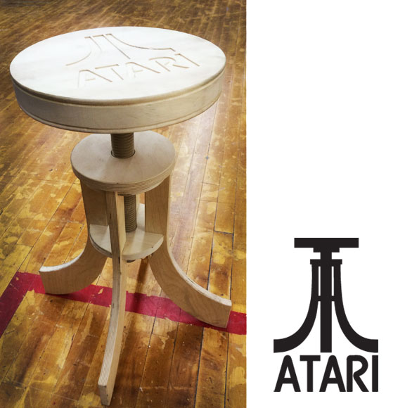 Picture of The Atari Stool