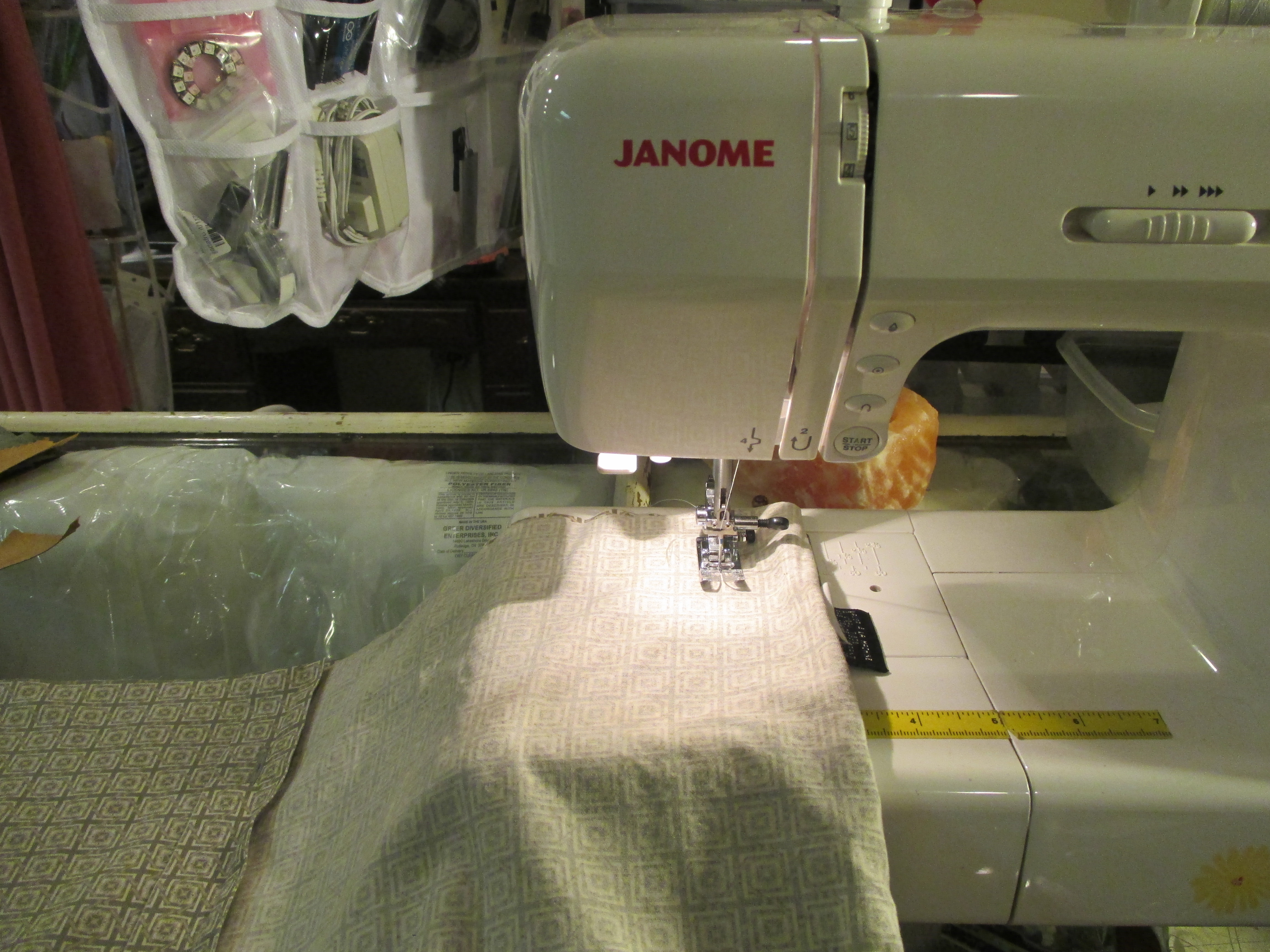 Picture of Cutting/sewing