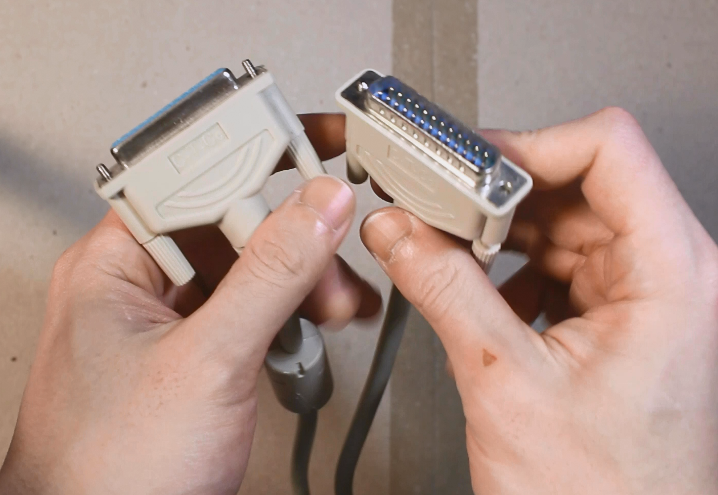 Picture of Get a Parallel Cable