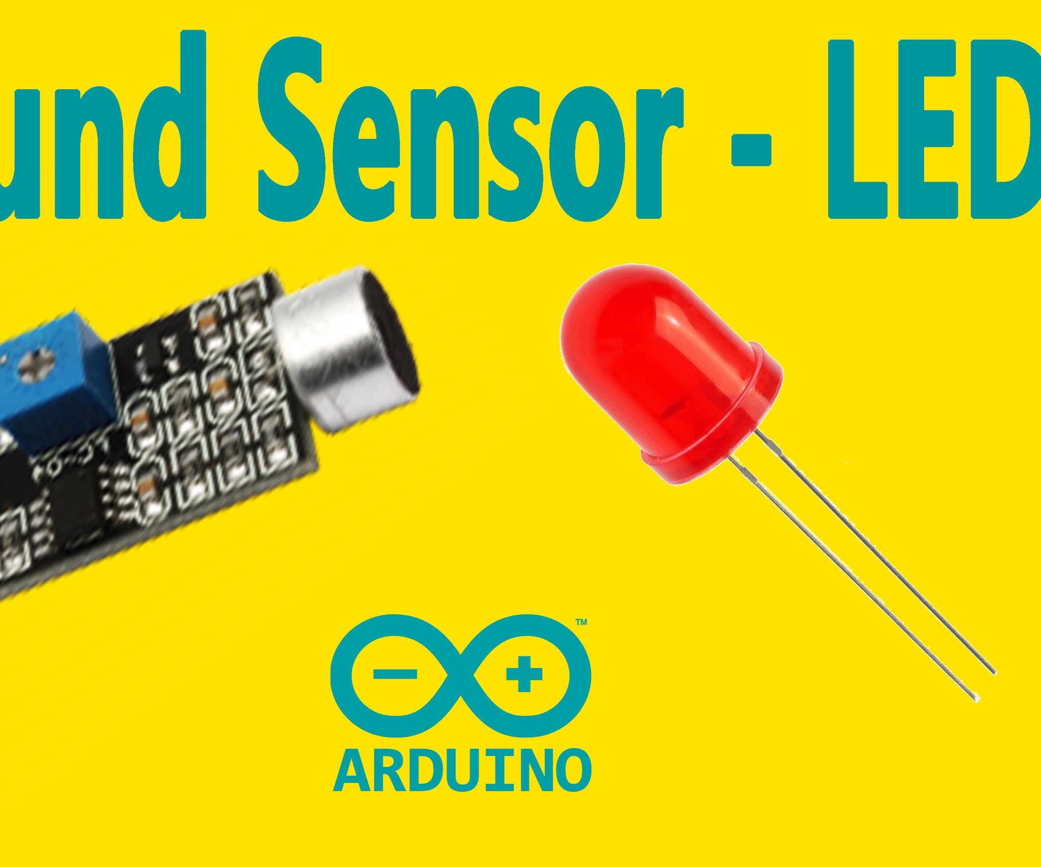 Arduino Sound Sensor With Led 5 Steps Pictures Circuit Simulation Using Atmel Studio And Proteus