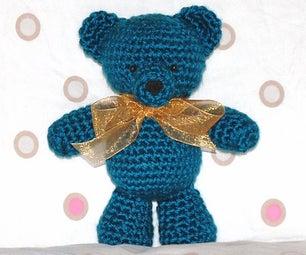 Basic Teddy Bear