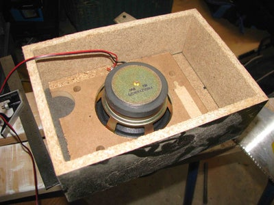Stomp Box From Speaker - Super Easy 1 Hour Project