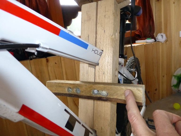 Picture of MAKE THE SEAT POST