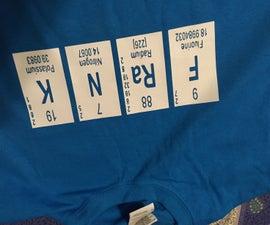 Geekify a T-Shirt
