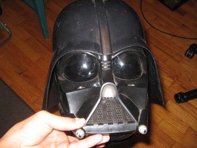 Samurai Darth Vader Costume.