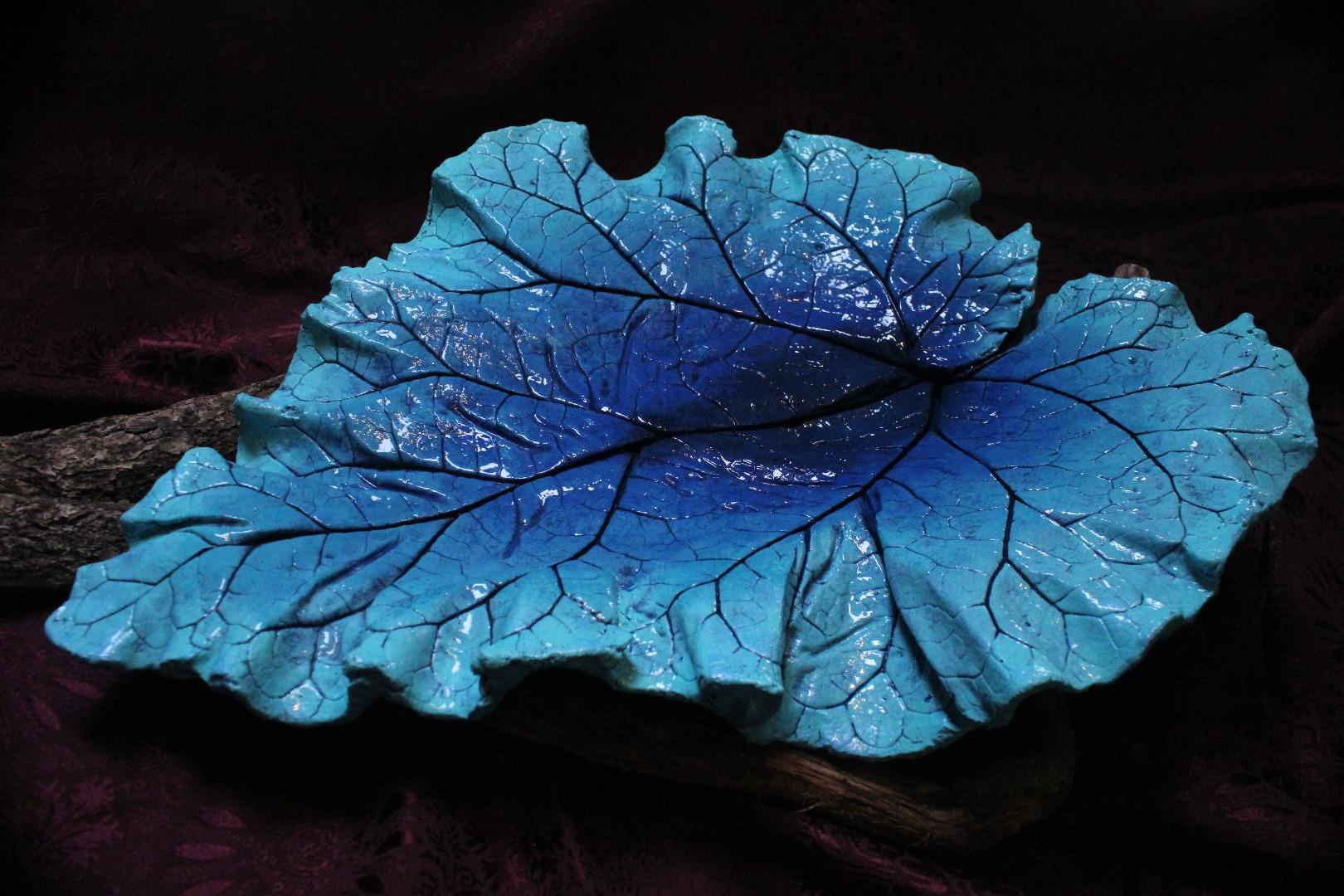 Picture of Concrete Leaf Casting
