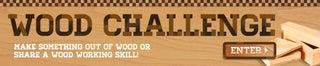 Woodworking Challenge