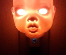 Creepy Night Light