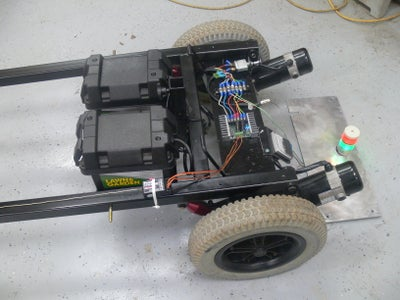 Installing the RC Receiver
