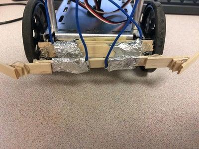 BoeBot Bumpers