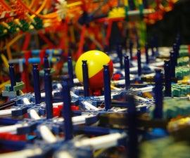 K'nex ball machine Illusion