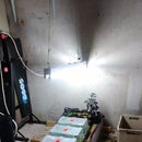 Upcycling/upgrading old fluorescent lighting