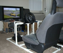 Cool, simple, durable, affordable, and easy to build ps2 gt4 racing cage