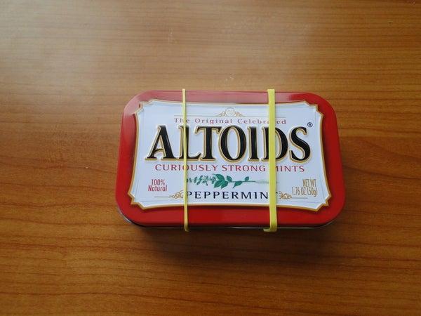 Altoids Pocket Survival Kit
