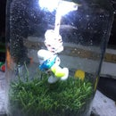 DIY Jar Lamp