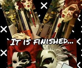 Fancy Punk Masquerade Mask